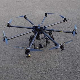 Wholesale (In Stock) FamousHobby UAV-8 (Octocopter & brushless gimbal with new 5108 120T motor)/multicopter frame