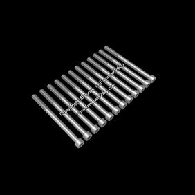 SCW013 M3X45mm stainless screw / inner hexagon screw / 12pcs/pack