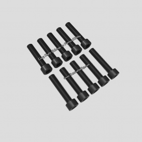 Wholesale SCW074 M3X16mm socket head cap screw / inner hexagon screw / 10pcs for multicopter