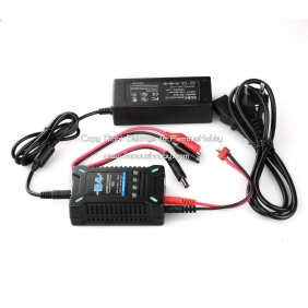 ET012      B4  Battery charger for 2s-4s battery for RC Trex Helicopter & Airplane &Brushless gimbal