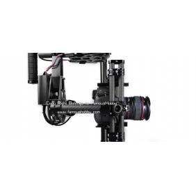 BG003-Pro Famoushobby DSLR 3-axis Brushless Gimbal /Canon 5D handle camera gimbal /Camera Mount /Steadicam Pro System with 3pcs mo