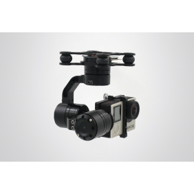 Wholesale DYS 3 Axis BL Gopro Gimbal and with 360 Degree Unlimited Rotation