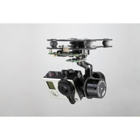DYS 3 axis SMART Gopro BL Gimbal with 3 axis  mini Alexmos controller