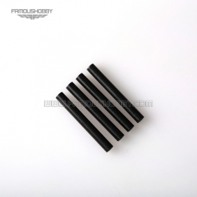 FSP033 M3x45mm Round Aluminum Spacer/ RC QuadCopter Standoff/ Frame Kit /Carbon Fiber Pillar/ Quadrotor