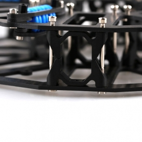 Updated CS050 Free shipping by DHL/Fedex + 8-Axis /Octocopter Center Plate SET with Aluminum Vertical Clamp