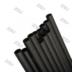 FT027 6x4x500mm 100% full carbon+ FREE shipping carbon Fiber tubes/boom