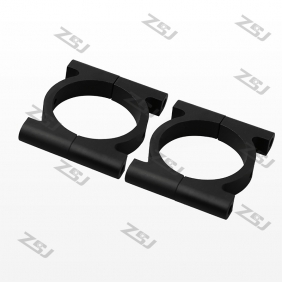 Wholesale FA008 NEW 30mm aluminum clamps/ clips ,50pairs/lot+free shipping by DHL/Fedex/EMS