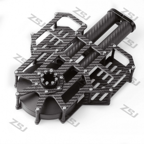 Wholesale MV108 Free shipping by DHL/Fedex New 3 Axis GB110 pan/Z1/Yaw motor cage without motor