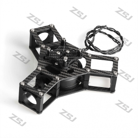 Wholesale MV026 Famoushobby Custom made Z2 3axis Pan/Yaw  Motor Cage adapter(for 8017/8108/GB85 motor)