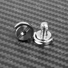 "Wholesale MV029 3/8"" tripod screw /Stainless Steel /D-Ring Screw for Camera Tripod"