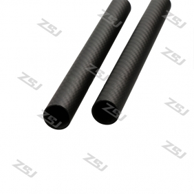 MV003 brushless gimbal-CARBON FIBER BOOM/TUBE (25x23x240MM) 2pcs/pack