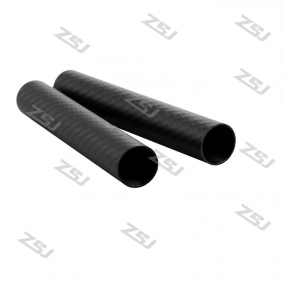 Wholesale MV004 brushless gimbal-CARBON FIBER BOOM/TUBE (25x23.5x260MM) 2pcs/pack with 4pcs tube caps