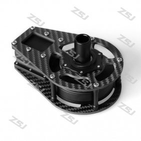 Wholesale MV096 Famoushobby 3 axis 6208 tilt/X/pitch axis motor cage with 6208 motor for BG004 pro