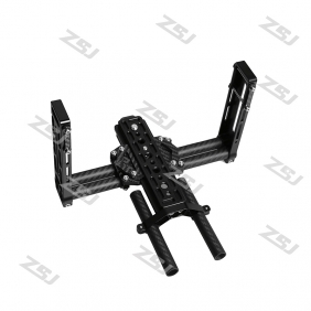 MV036 Famoushobby Customized new quick released tilt bar kit,updated camera tray with 15mm durable tube