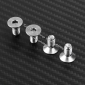 Wholesale SCW064 New 1/4 X12mm tripod screw /Stainless Steel Screw for Cam