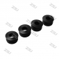 Wholesale CS048-01 carbon sheel material tube cap / for 25x23.5mm tube use
